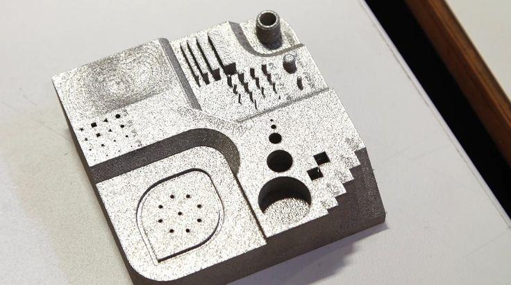 Matterfab's 3D Metal Printer