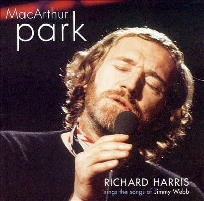 Richard Harris - MacArthur Park Sings the Songs of Jimmy Webb (CD)