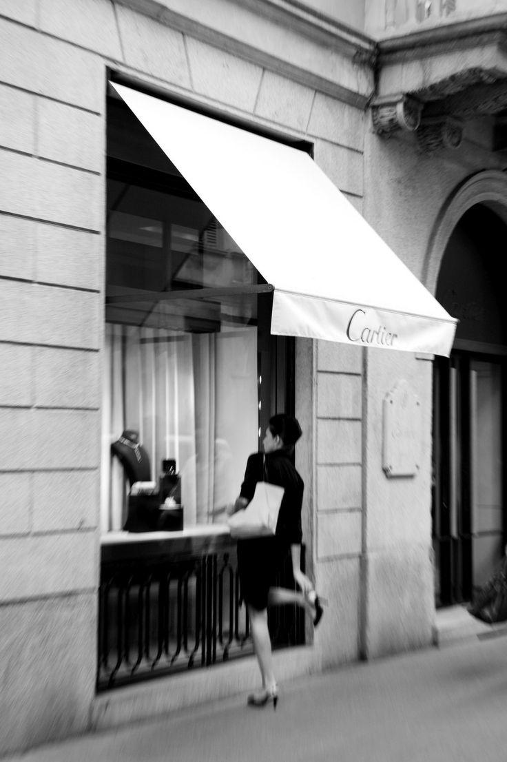 Milan, Montenapoleone, Lalas #photo