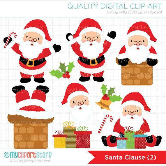 clip art santa claus Pictures, Images &
