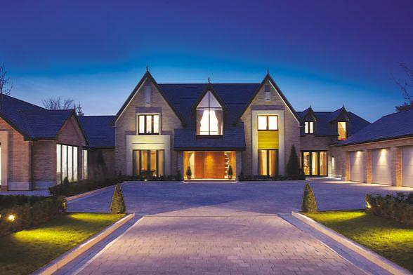 Modern House Design Exterior Luxury Dream Homes