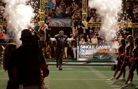 Groupon - Arizona Rattlers Arena Football Game on March 11 or April 1 in Talking Stick Resort Arena. Groupon deal price: $15