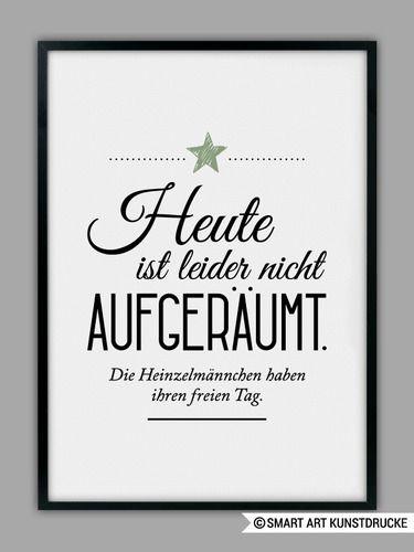 Freier Tag für Heinzelmännchen – Heidis Art