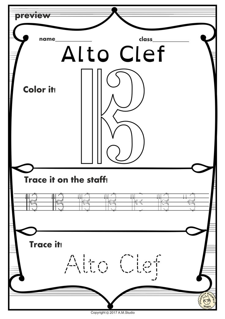 133 best Tracing Music Notes Worksheets images on Pinterest