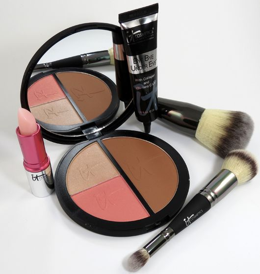 Sneak Peek: IT Cosmetics Vitality Anti-Aging 5 Piece Collection QVC Today's Special Value for 7/27/12