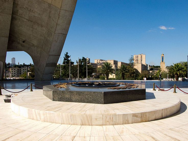 Alger Memorial-du-Martyr
