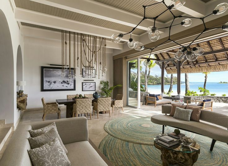 """""""Suite moments"""" in the gorgeous, ultra luxurious and beautiful Shangri-La Suite at Le Touessrok in Mauritius. Listen to the sound of the ocean, reconnect and fall in love all over again. ... With us, every holiday is personal. Speak to one of our island holiday experts. Enquire now: hello@authentick.travel. #love #romance #honeymoon #Mauritius #holiday"""
