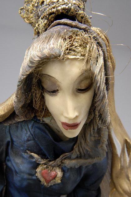 Lotte Pritzel wax doll