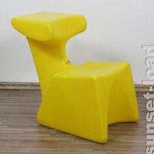 Luigi Colani Sitzgerät Zocker Kinder Stuhl 60er 70er Jahre Design Ikone vintage