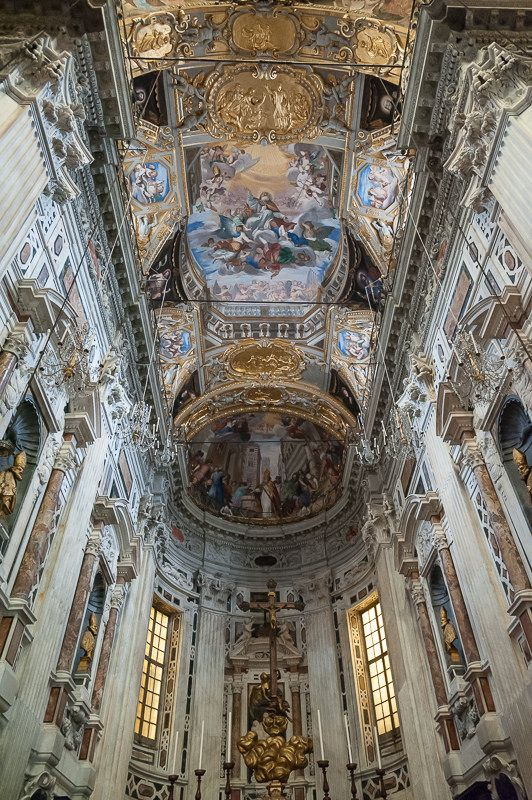 Basilica di San Siro, Genova