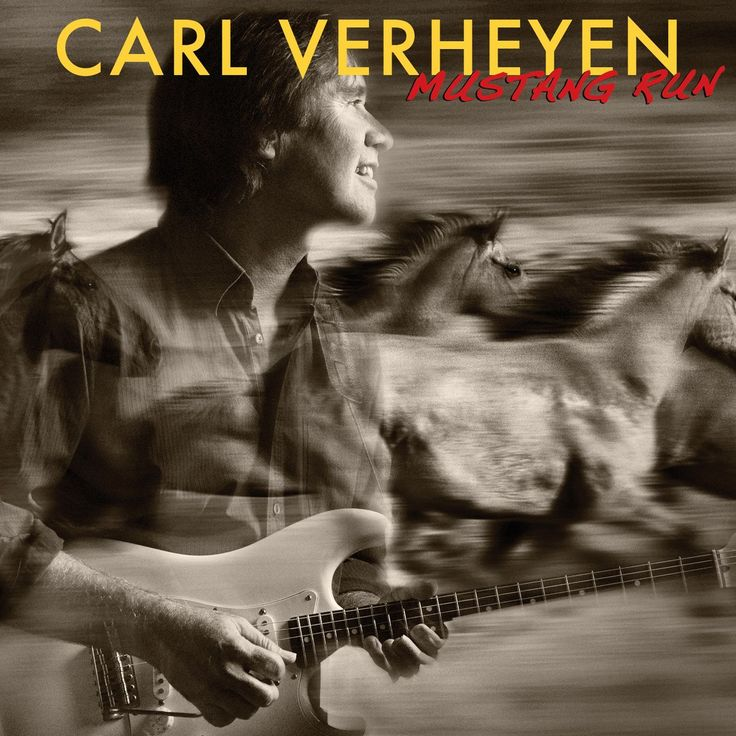 """Here is PlanetMosh's review of Carl Verheyen's 2014 solo disc, a wonderful journey through """"rock fusion"""", titled Mustang Run."""