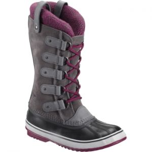 SOREL JOAN OF ARCTIC KNIT WINTER BOOTS WOMENS  Many famous writers; filmmakers and composers have created masterpieces about Joan Of Arc; and so have we. It's time to channel your inner French hero. #womenwinterboots