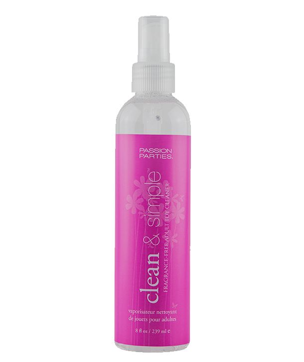Clean & Simple (Adult Toy Cleanser) A clean toy is a healthy to. Keep it clean with our Clean & Simple, its safe and effective. Item #7019C Shop at amorousashleyb.yourpassionconsultant.com