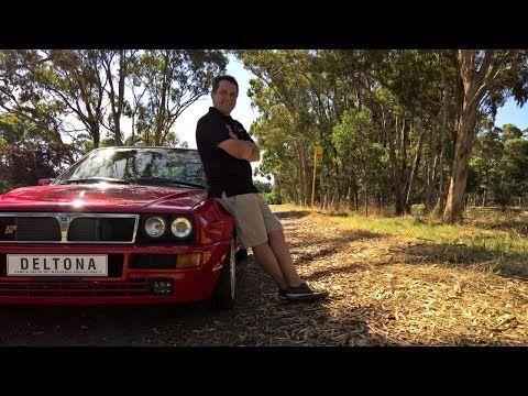 Lancia Delta Integrale Evo II: The Lovechild of Rally & Art - YouTube