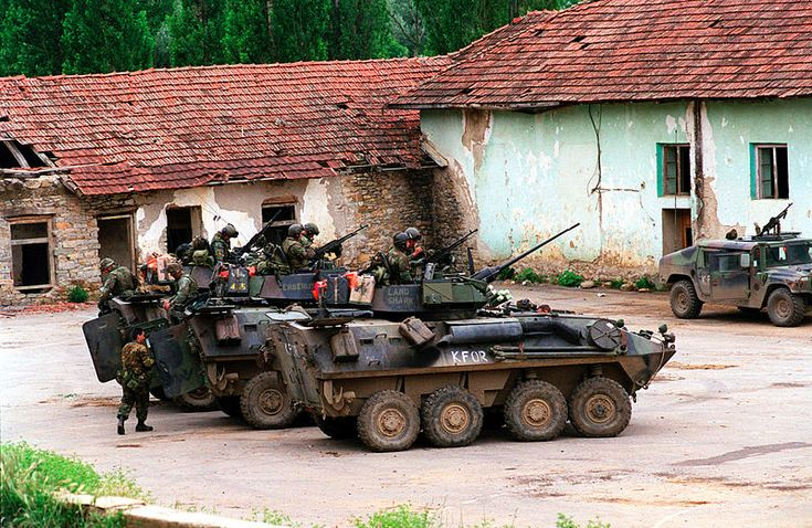 LAV-25 US Army