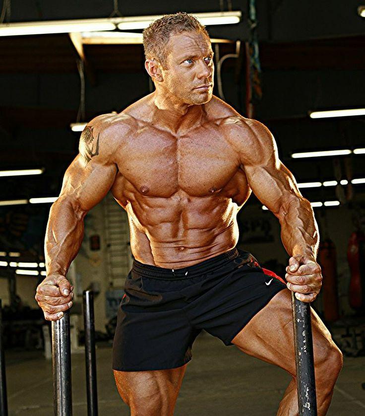 Big-Strong-Tough David Paterik  Muscle Men, Strong, Muscle-5974