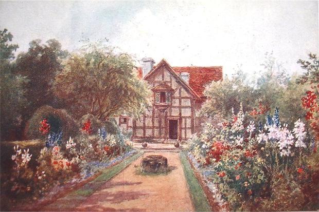 Stratford-upon-Avon, Shakespeare's Birthplace Gardens