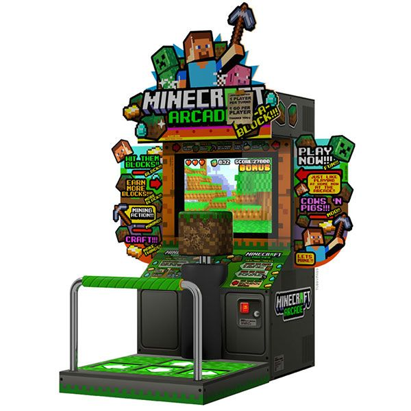 Minecraft Arcade Game – Novelty Gift Ideas