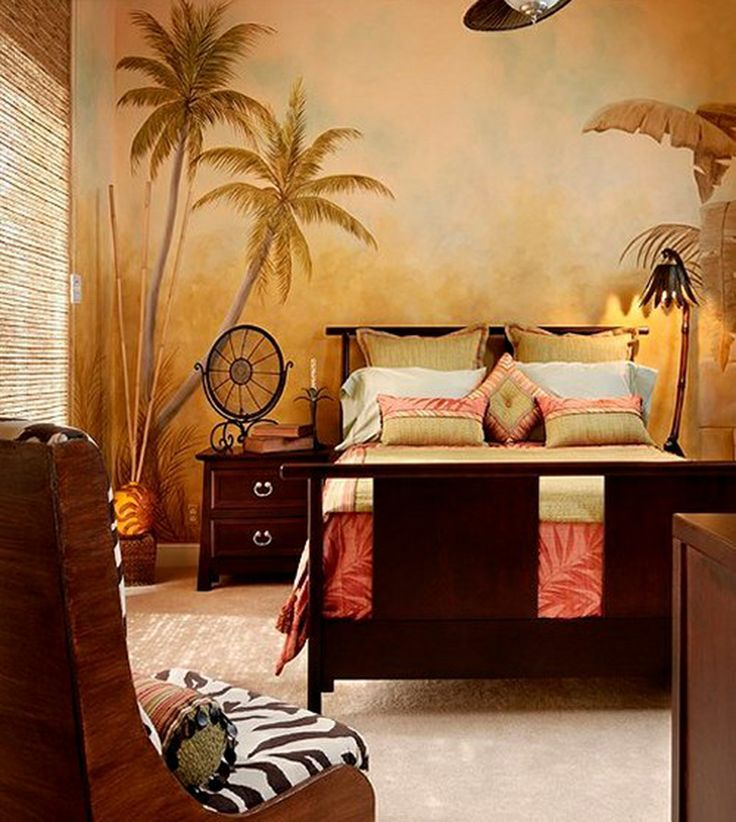 Egyptian Bedroom Decor