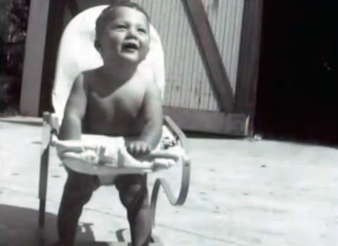 Dustin Hoffman baby photo  http://celebrity-childhood-photos.tumblr.com/