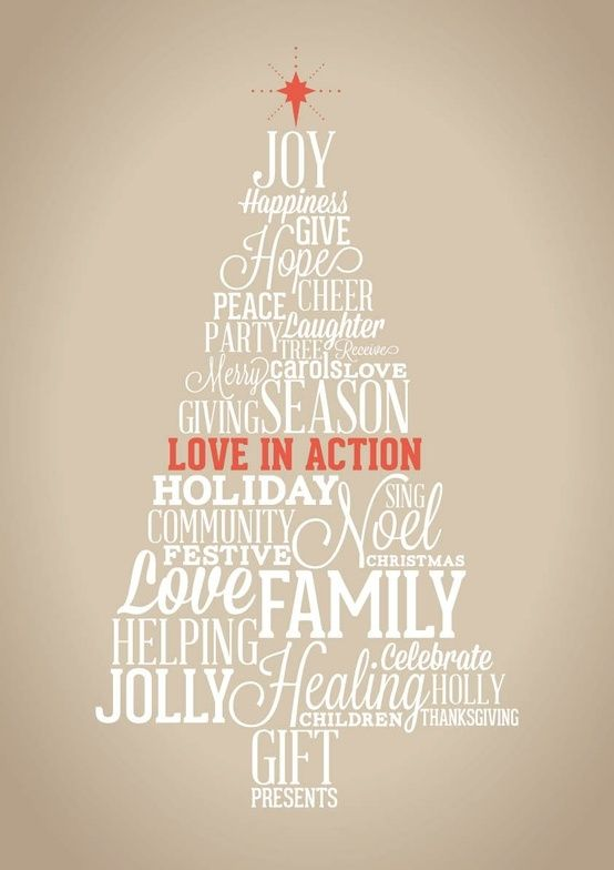 Christmas: Love In Action