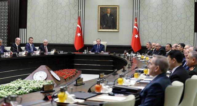Referandum öncesi son toplantı 4 saat sürdü.