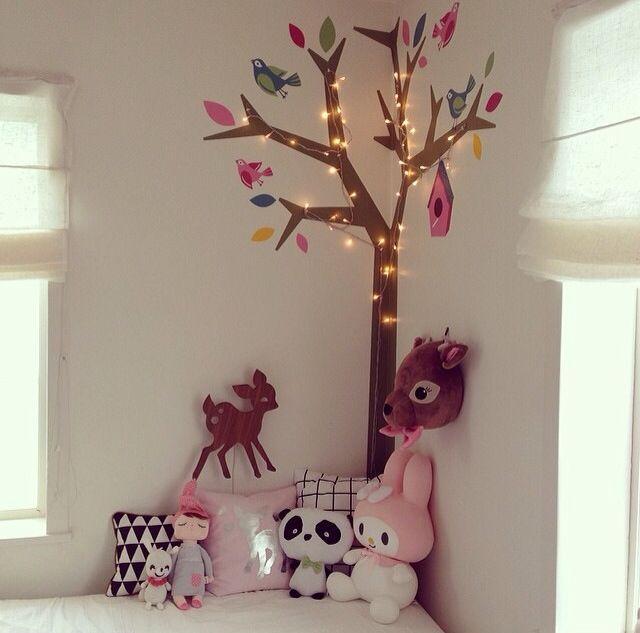 Fairytale kids corner