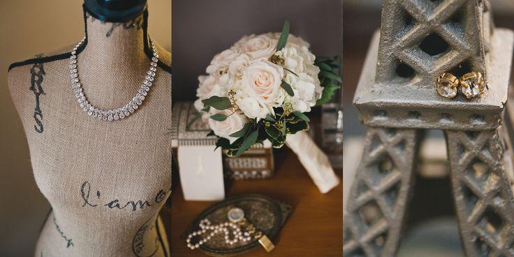 Parisian inspired details | Tara Lilly Photography