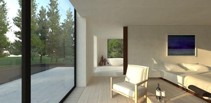 JH House _ by Architect Dieter Vander Velpen