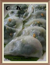 Bunda Avis Kitchen Journal: Chai Kue ' Choi Pan'