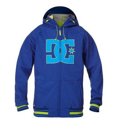 DC SPECTRUM JACKET MAZARINE BLUE