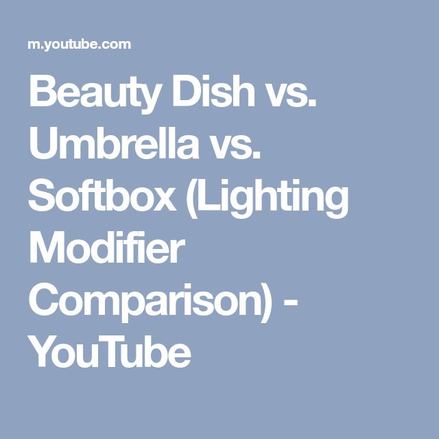 Umbrella Vs Softbox Vs Beauty Dish: Best 25+ Softbox Lighting Ideas On Pinterest