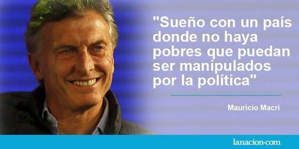 Mauricio Macri será el presidente de los argentinos? | Adribosch's Blog