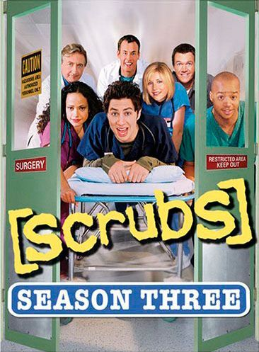 Quiz Serieviews sur la série Scrubs  #TVShow #Series