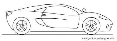 Výsledek obrázku pro how to draw car sketch