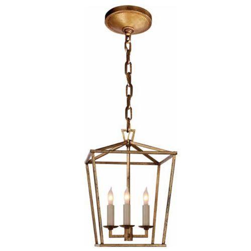 Visual Comfort CHC2175 Darlana 3 Light Mini Lantern