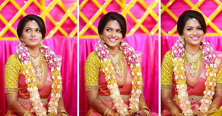 Real Brides Style - Get Inspired From The Real Bride Sheethal Sathya