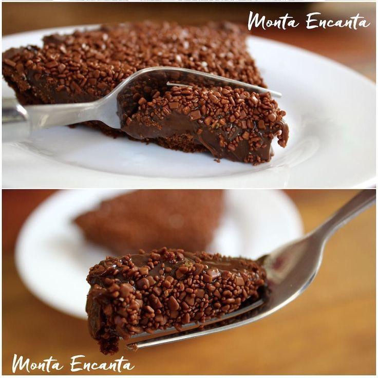 ai meu coração ... torta de brigadeiro   #brigadeiro #tortadoce #tortadebrigadeiro #tortas #tortadechocolate #chocolate #sobremesa #doce #receita #brigadeirogourmet #montaencanta