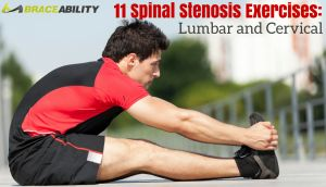 11 exercises for spinal stenosis in the lumbar and cervical areas