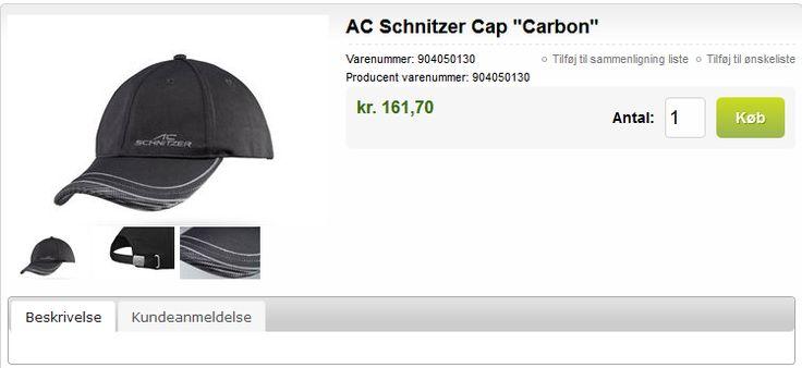 AC Schnitzer Cap