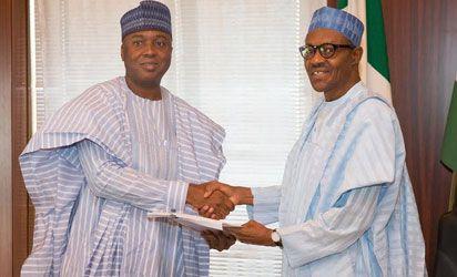 Simply truthpeace: Benue Killings: Buhari writes NASS as Saraki summo...