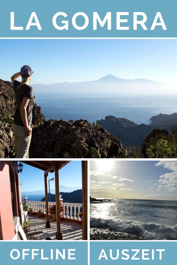 Lerne das Konzept des Turismo Rural kennen! Die idyllische Insel La Gomera bietet sich für eine Auszeit auf dem Land geradezu an.