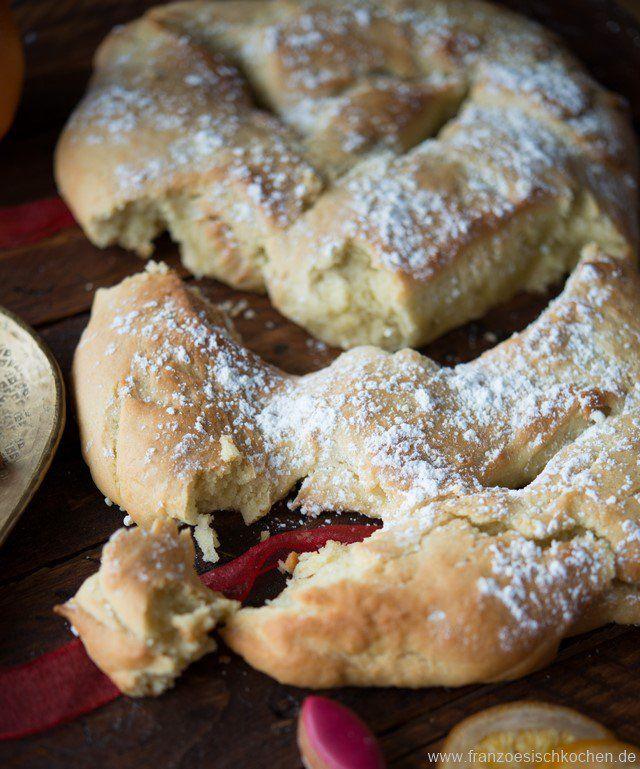 Pompe à l'huile et les 13 desserts de Noël (13 weihnachtliche Nachtische aus der Provence) | Französisch Kochen by Aurélie Bastian