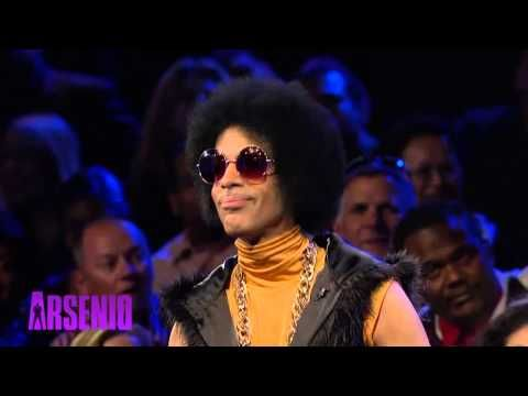 When Was The Last Time Prince Watched 'Purple Rain' Or Bought Something From an Infomercial - YouTube