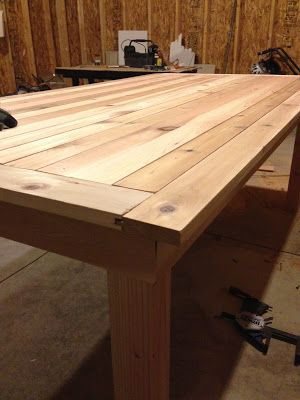 The Fat Hydrangea: how to build a dining table