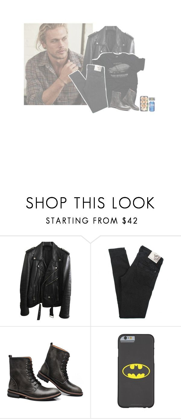 """""""-- christopher"""" by d-aydream3rs ❤ liked on Polyvore featuring BLK DNM, Henleys, men's fashion and menswear"""