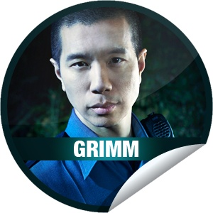 Grimm: Cat and Mouse...Ready for a chase? Check-in to Grimm with GetGlue as Monroe and Rosalee hide from a creature bounty hunter!