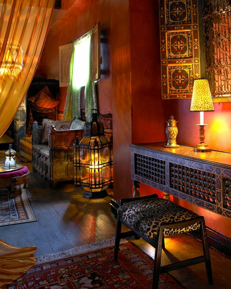This Interior Belongs To The Middle Eastern Era. The Style Of This Era  Incorporated Bright Warm Colours And Deep Brown Wood Into Almost Every  Space. Part 91