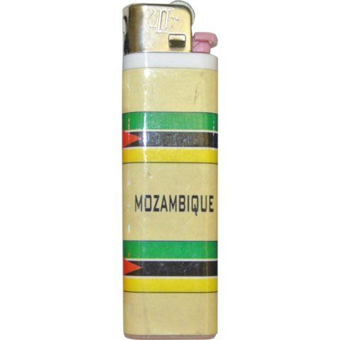 Mozambique Flag Lighters -- To view further for this item, visit the image link.