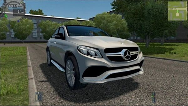 Ccd Mods City Car Driving Cars Download Mercedes Benz Gle City Car Mercedes Benz
